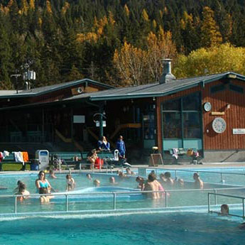 Fairmont Hot Springs BC
